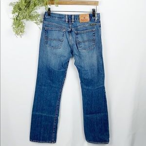 Vintage Lucky Brand Dungarees Jeans Size 6 🌿